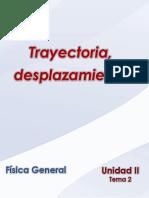 Física General _  Unidad II _  Tema 2