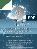 Energia de Las Corrientes Marinas