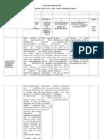 Plan de Evaluacion y Cronograma Ci 1