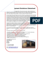Rohde Schwarz SMB100A Datasheet