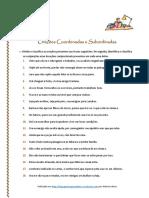 orações coordenadas e subordinadas - exercícios IV (blog9 15-16).pdf