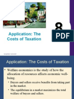 Applications Taxation