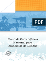 Plano Contingencia Nacional Epidemias Dengue