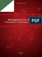 Biosseguranca Saude Prioridades Estrategicas Acao