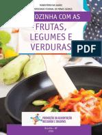 Na Cozinha Frutas Legumes Verduras