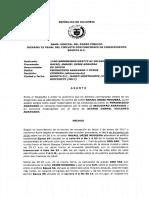 SENTENCIA CONDENATORIA CONTRA RAFAEL URIBE NOGUERA