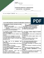 Evaluacion de Los Cretinos Imprimir