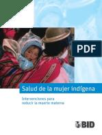 Salud de La Mujer Indígena