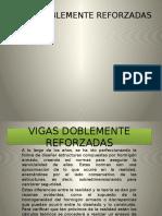 VIGAS DOBLEMENTE REFORZADAS