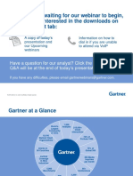 AIM Market Part 1 Gartner 2015