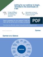 AIM Market Part 1 Gartner 2015