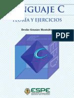 Lenguaje C, Teoría y Práctica