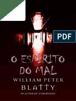 O Espirito do Mal - William Peter Blatty.pdf