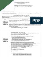 Structura Proiect - Realizare Prototip