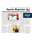 March 15 - 21, 2017  Sports Reporter