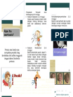 leaflet pertusis