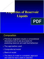 Week5- Properties of Reservoir Liquids