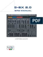 PG-8X Users Manual