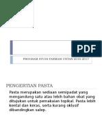 Fts Csp - Pasta