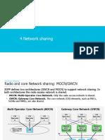 Network Sharing