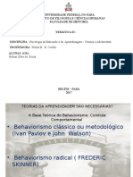 Psicologia Da Educação - Aportes Teóricos