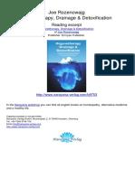 Organotherapy Drainage Detoxification Joe Rozencwajg