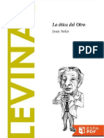 Levinas - Joan Sole