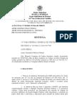 Íntegra da sentença do juiz Sérgio Moro