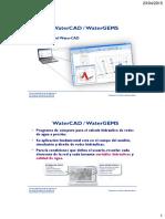 WaterCAD_V8i2015