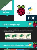 Raspberry Pi + Python