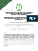 1er y 2do Informe Analisis Sensorial Semestres Pasados