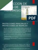Proteccion de Lineas de Transmision