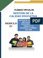 GUÍA 4. Educacion para el trabajo