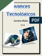 Avances Tecnologicos 11-4