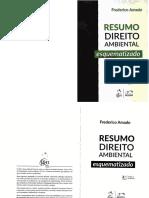 Ambiental - Frederico Augusto Di Trindade Amado - Resumo de Direito Ambiental Esquematizado (2015).pdf