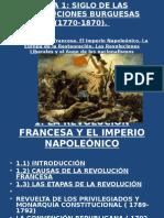 El Siglo de Las Revoluciones