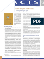 Factsheet 42 - Gender Issues in Safety and Health at Work