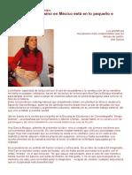 Entrevista Con Ana García Bergua