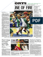 Herald-Whig Sports Pages