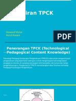 Tutorial TPCK Dalam Bilik Darjah