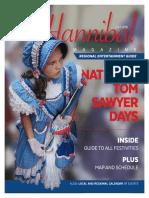 Hannibal Magazine July