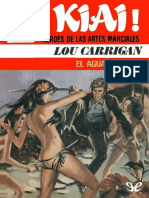 Carrigan Lou - Kiai 04 - El Agua Dormida