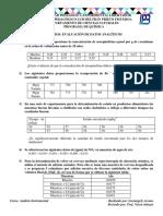 Guía de Ejercicios Unidad i Instrumental...