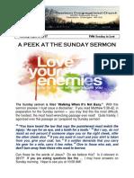 Pastor Bill Kren's Newsletter - April 2, 2017