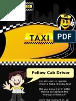 Taxi Presentation