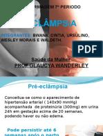 Eclampsia Sm