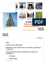 TOUR2016 Colombia SGS Certification