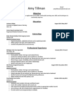 resume march 2017 pdf