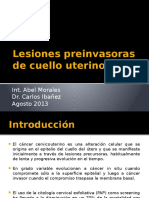lesionespreinvasorasdecuellouterino-140110082123-phpapp01