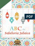 O ABC Da Sabedoria Judaica - Editora Sefer